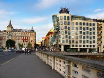 Prague, Street View, Sightseeing Royalty Free Stock Images
