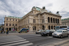 Prague, Street View, Sightseeing Royalty Free Stock Photography