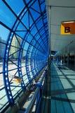 Prague subway station Royalty Free Stock Photography