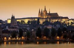 Prague - Tjeckien Arkivbilder