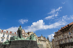 Prague Tjeckien Royaltyfria Bilder