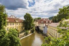 Prague Tjeckien Royaltyfri Bild
