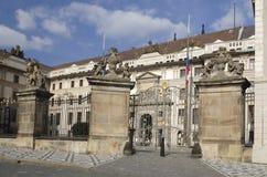 Prague tjeckisk republik Royaltyfri Bild