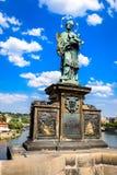 Prague tjeckisk republik arkivbilder