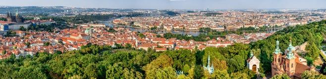 Prague tjeckisk republik arkivbild