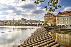 Prague tjeckisk republik Royaltyfri Foto