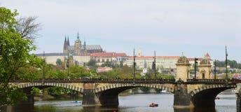 Prague tjeckisk republik royaltyfria bilder