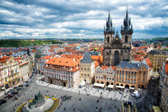 Prague Royalty Free Stock Photography