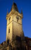 Prague town hall Stock Photo
