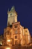 Prague Town Hall - Rathaus Stock Image