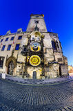 Prague Town Hall (Rathaus) in Czech Royalty Free Stock Image