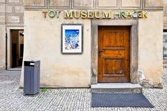 Prague Toy Museum Stock Image