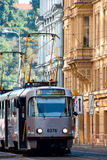Prague tram Stock Photos