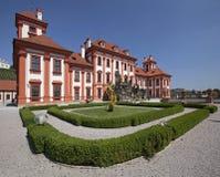 Prague - Troja Chateau Royalty Free Stock Photos