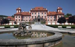 Prague - Troja Chateau Stock Photo