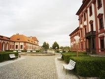 Prague Troja Chateau Stock Photos