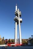 Prague TV Tower Stock Photography