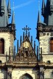 Prague Tyn Church. Royalty Free Stock Photo