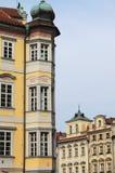 Prague urban scenic Stock Photo