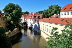 Prague Venice Royalty Free Stock Photo