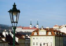 Prague view Stock Images