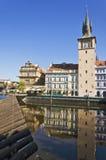 Prague view Stock Photo