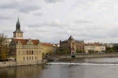 Prague view royalty free stock photo
