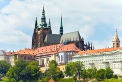 Prague view (Czech Republic) Stock Photo