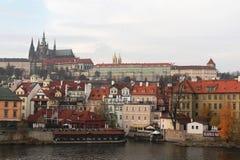 Prague. A view of Prague, Czech Republic Stock Image