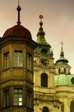 Prague view III Royalty Free Stock Photos