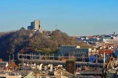 View over Prague, Czech Republic Royalty Free Stock Photos