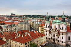 Prague view Royalty Free Stock Photography