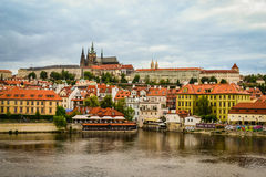 Prague view Royalty Free Stock Photos