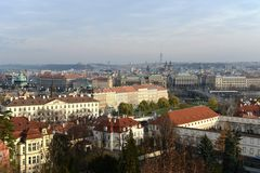 Prague. Views of the City Royalty Free Stock Image