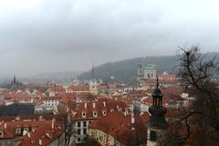 Prague. Views of the City Stock Photography