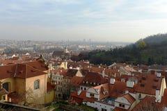 Prague. Views of the City Royalty Free Stock Image