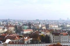 Prague.Views of the City. Stock Photo