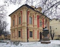 Prague - Vila Amerika Photos libres de droits