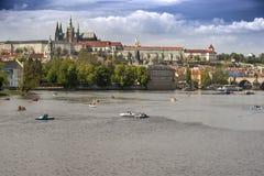 Prague Vista Czechia Royalty Free Stock Image