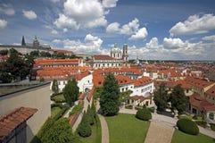 Prague, Vrtbovska Garden Royalty Free Stock Image