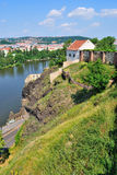 Prague, Vysehrad Royalty Free Stock Images