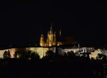 Prague - Vysehrad arkivbild