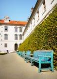 Prague, Wallenstein Palace Garden Royalty Free Stock Photos