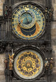 Prague watch Royalty Free Stock Photos
