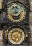 Prague watch Royaltyfria Foton