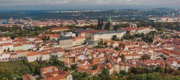 Prague XVII Stock Images