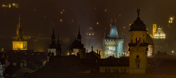Prague XXIII Royalty Free Stock Images
