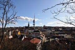 Prague Zizkov Stock Image