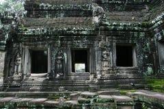 Prah Khan - Cambodia Stock Photo
