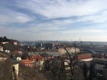 Praha imagem de stock